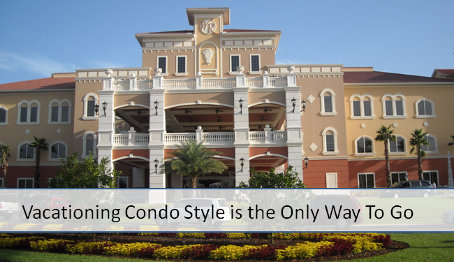 Vacation In Comfort With Condos