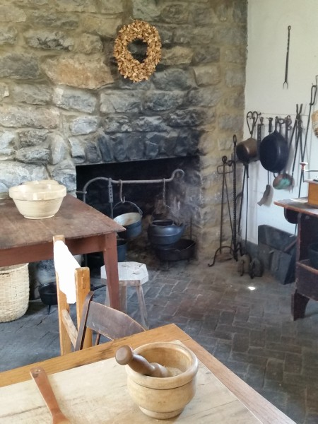 450x600 Alabama Constitution Village kitchen 1