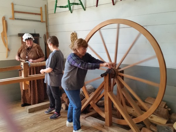 600x450Alabama Constitution Villagespinningwheel